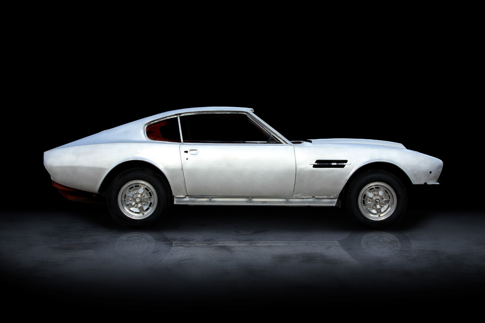Latest News From Cotswold Classic Car Restorations - Aston martin restoration project for sale