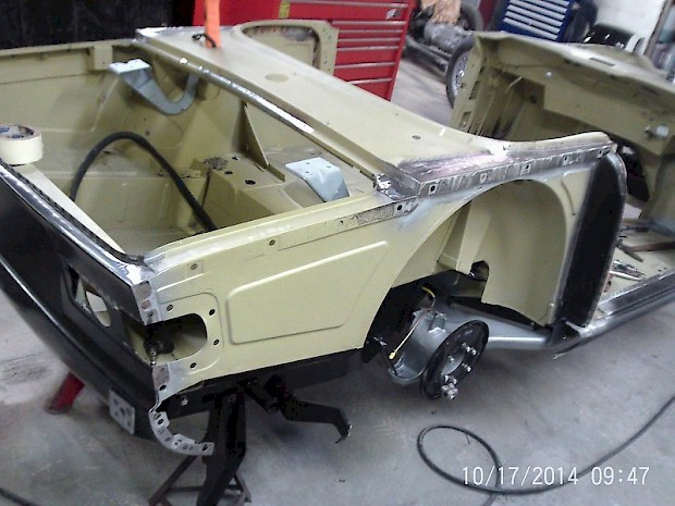 Latest News From Cotswold Classic Car Restorations