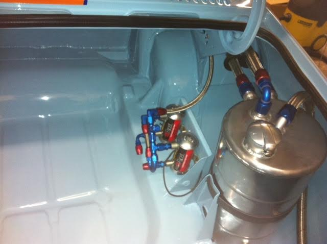 Pleasing Latest News From Cotswold Classic Car Restorations Wiring 101 Relewellnesstrialsorg
